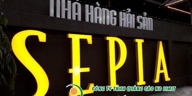bảng hiệu nhà hàng, cửa hàng